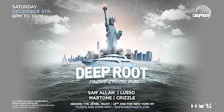 Deep Root Grand Finalè Cruise On The Jewel tickets