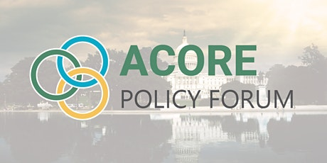 ACORE Policy Forum 2021 tickets