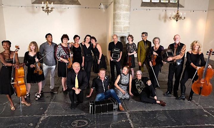Afbeelding van Tango Orkest Amsterdam