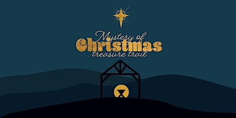 Mystery of Christmas Treasure Trail tickets