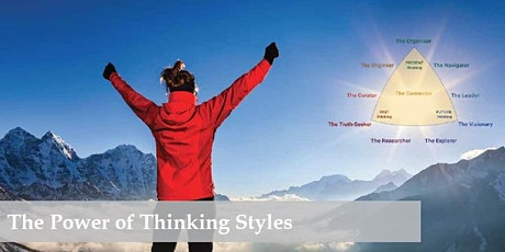 The Power of Thinking Styles tickets