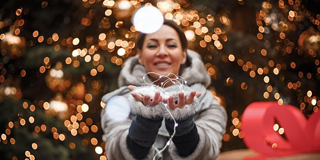 Happy for No Reason Holiday Workshop:  Turn on your happiness lights! tickets