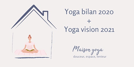Yoga  bilan 2020 et vision 2021 tickets