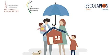 Cómo protegemos  y cuidamos a los menores en el colegio y casa -Pepa Hornos entradas