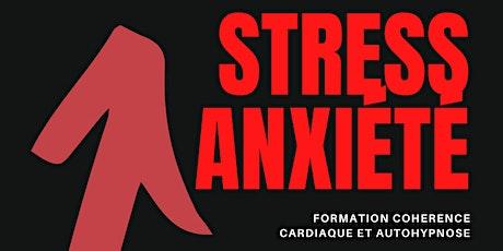 Comment réduire le stress, l'anxiété et réguler ses émotions billets