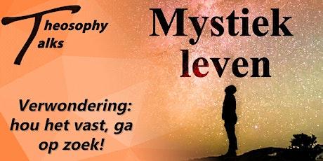 Verwondering: hou het vast, ga op zoek! - Online Theosophy Talks tickets