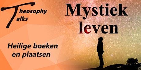 Heilige boek en plaatsen - Online Theosophy Talks tickets