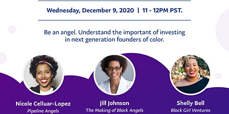 Black Women in Angel Investing tickets