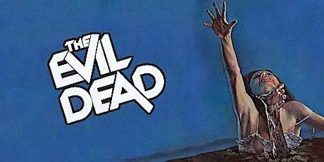 The Evil Dead (1981) 6:45PM Showtime Thurs Only! Dec 3rd @ Prides Corner DI tickets