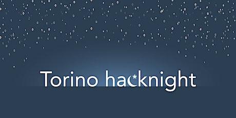 Torino Hacknight: NLP con spaGO biglietti