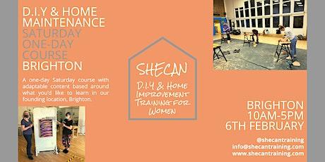 SheCan Brighton tickets