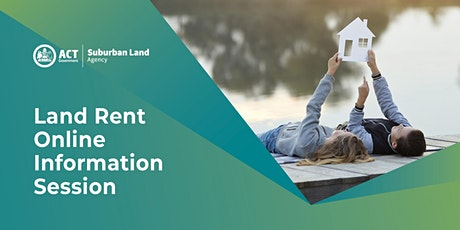 Land rent ballot  - Online information event tickets