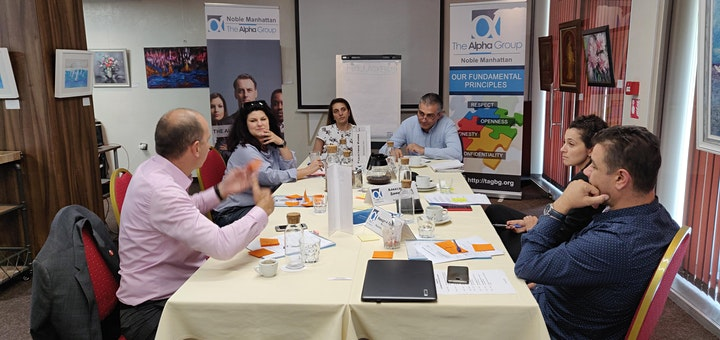 The Alpha Group | Orlando |  Peer to Peer Executive Meeting image