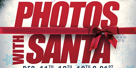 City of Riverdale Photos with Santa tickets