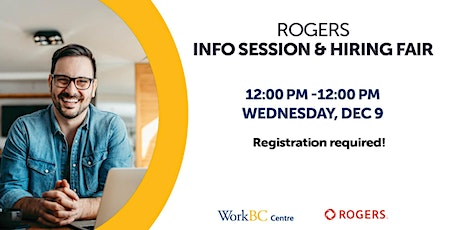 Rogers - Interview and Resume Workshop tickets