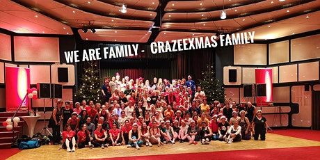 crazeexmas 2021 Tickets