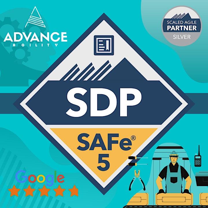 SAFe DevOps (Online/Zoom) May 17-18, Mon-Tue, Chicago Time (CDT) image