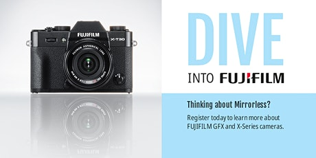 Post Holiday - Dive into Fujifilm with Bedford's  & Matthew Weintritt tickets