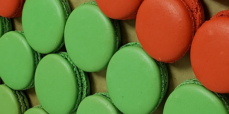 Master Class on Making French Macarons tickets