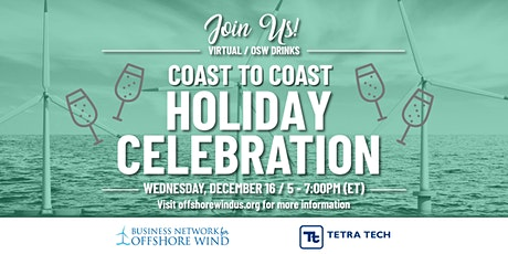 OSW Drinks: Coast to Coast Holiday Celebration tickets