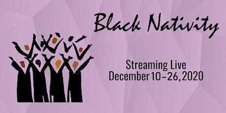 Black Nativity 2020 tickets