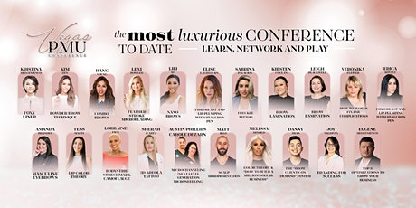 Vegas LIVE Microblading and PMU Conference tickets
