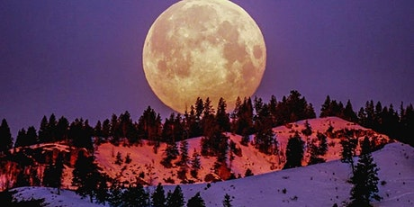 Full Moon Circle & Guided Meditation tickets