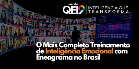 Imersão QEi9  Online - Inteligência Emocional com Eneagrama bilhetes