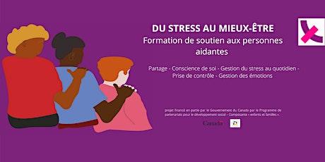 DU STRESS AU MIEUX-ETRE tickets