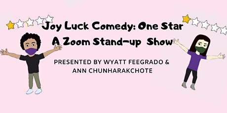 Joy Luck Comedy: One Star tickets