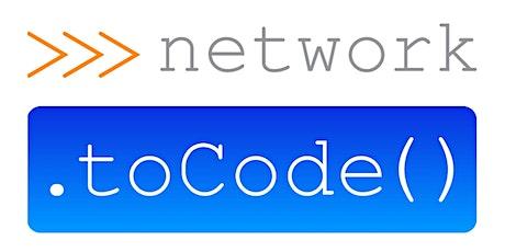 Network Programming & Automation - Virtual - January 25, 2021 tickets