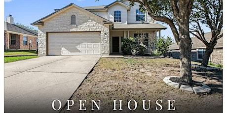 Open House   117 Ashwood S, Kyle, Texas 78640 tickets