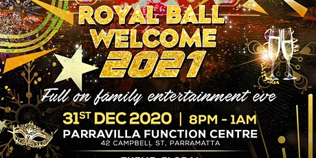 New Year Eve Royal Ball tickets