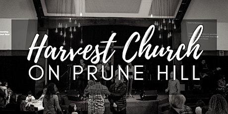 Harvest Worship Service - Registration 12/6/20 tickets