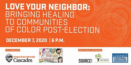 Love Your Neighbor - Virtual Forum tickets