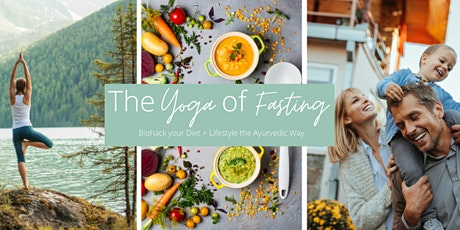 The Yoga of Fasting tickets