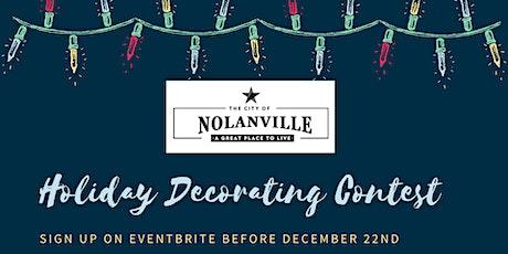 Nolanville Holiday Decorating Contest tickets