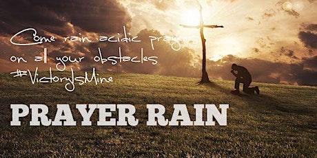 December Prayer Rain (Special Edition ) tickets
