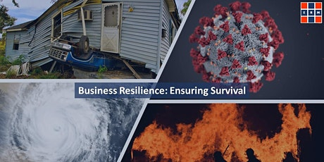 Business Resilience: Ensuring Survival tickets