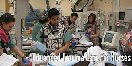 Advanced Trauma Care for Nurses (March 2021) tickets