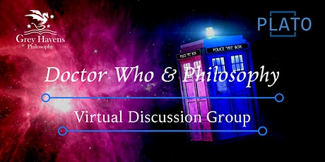 Doctor Who Virtual Discussion Group tickets