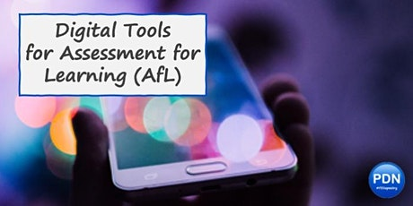 Digital tools for Assessment for Learning (AfL) tickets
