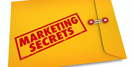 Marketing Secrets At Your Fingertips tickets