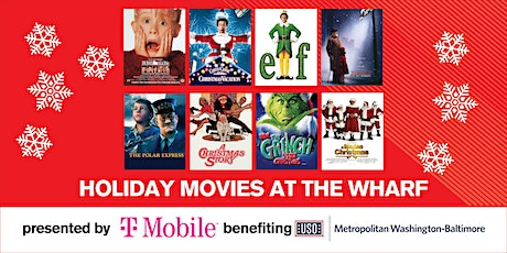 Holiday Movies at The Wharf tickets