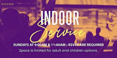 Indoor Church Service tickets
