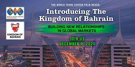 Introducing the Kingdom of Bahrain tickets