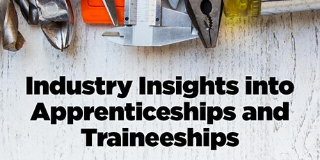 Industry Insights into Apprenticeships and Traineeships tickets