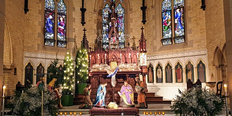 St Canice Christmas Masses tickets