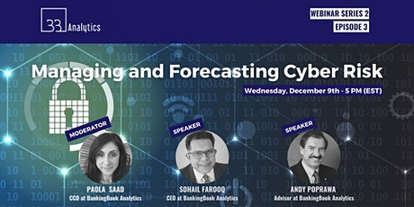Managing and Forecasting Cyber Risk tickets