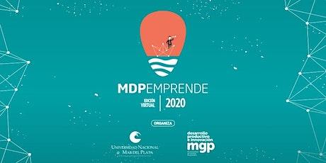 MDP EMPRENDE 2020 entradas